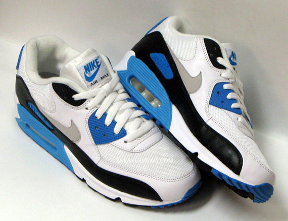 nike air max 90 laser blue og nz