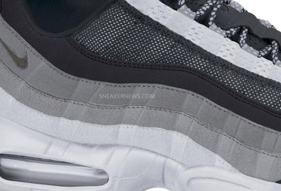 4497d50b543 Nike Air Max 95 Neutral Grey Clear Medium Grey October 2010 85%OFF ...