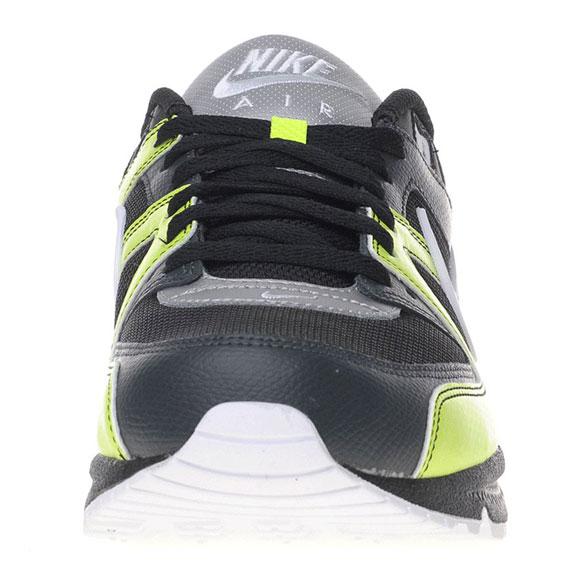 Nike Air Max Command - Black - Silver - Neon - SneakerNews.com