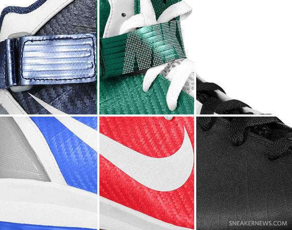 newest bca7e 1eb91 Nike Air Max Hyperdunk 2010 TB – New Colorways