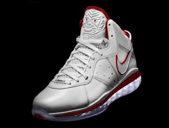 buy popular dd9ee ddf74 Nike Air Max LeBron VIII (8) -  China  - SneakerNews.com
