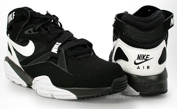 d7bdd609b0cc Nike Air Trainer Max 91 - Black - White