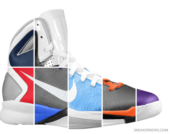 e7485e390 Nike Hyperdunk 2010 TB - Available - SneakerNews.com