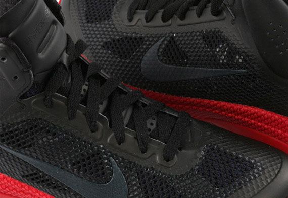 finest selection 9d040 8db4f Nike Zoom Hyperfuse XDR – Black – Anthracite – Varsity Red