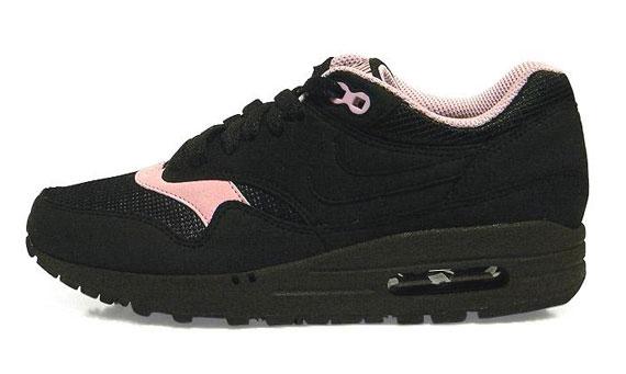 Nike WMNS Air Max 1 - Black - Pink