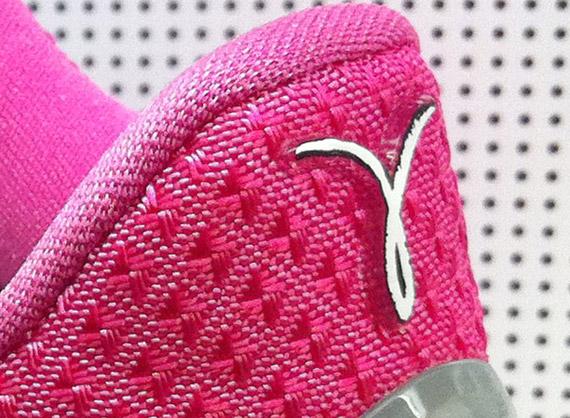 516de9ba44e6 Nike Zoom Kobe V + Soldier IV -  Kay Yow