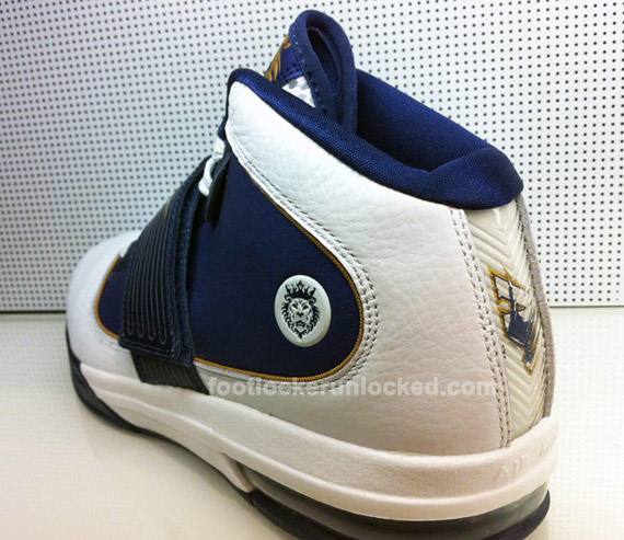 finest selection 08eb1 4bb93 Nike Zoom LeBron Soldier IV Akron Release Info best