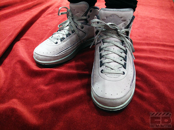 593968cd40b87c 85%OFF Vashtie Kola x Air Jordan II 2 Retro New Images - s132716079 ...