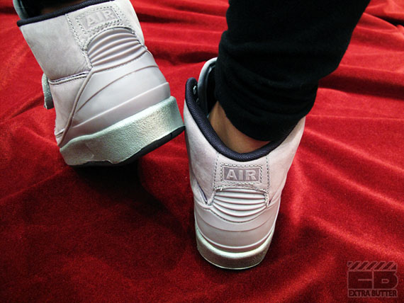 b80081fbc3cd9c Vashtie Kola x Air Jordan II (2) Retro - New Images - SneakerNews.com