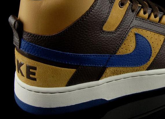 Nike Delta Force High Baroque Brown Golden Harvest