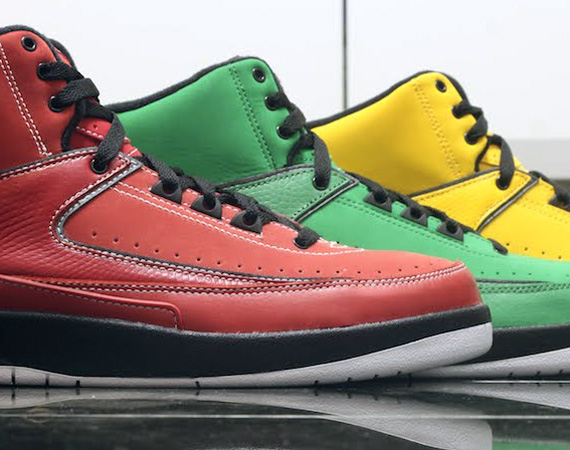 Air Jordan II  Candy Pack  - Available Early - SneakerNews.com 65d2f67667