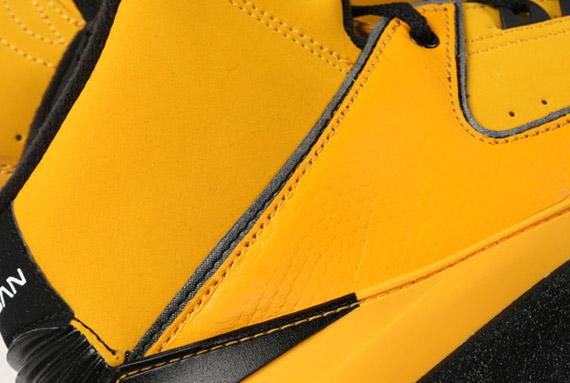 sale retailer 219f5 89508 Air Jordan II Retro  Candy Pack  - Del Sol - Black - White - SneakerNews.com