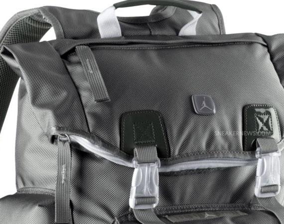 4e07b774ca5 Air Jordan XI Cool Grey Pinnacle Backpack - SneakerNews.com
