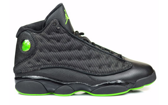 Air Jordan XIII  Altitude  - 2010 Retro Changes - SneakerNews.com 88da96b0a