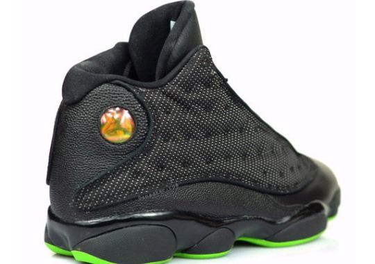 Air Jordan XIII 'Altitude' – 2010 Retro Changes