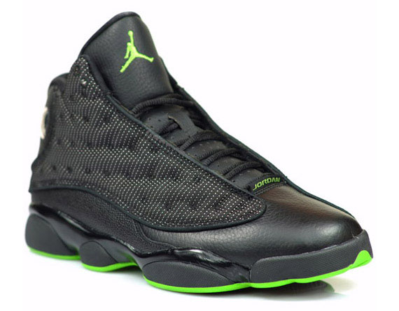 AIR JORDAN XIII ALTITUDE – 2010 RETRO CHANGES. Although ... eee69f69e