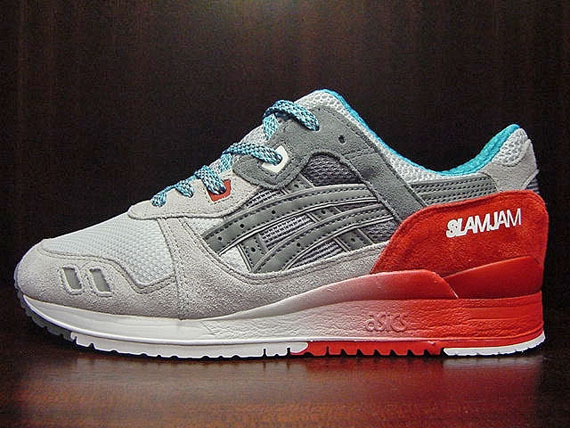 motivo boxeo Descompostura  Slam Jam x Asics Gel Lyte III Available 70%OFF ...