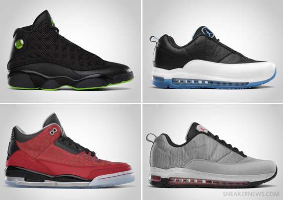 Jordan Brand Holiday 2010 Release Update - SneakerNews.com 462d548278