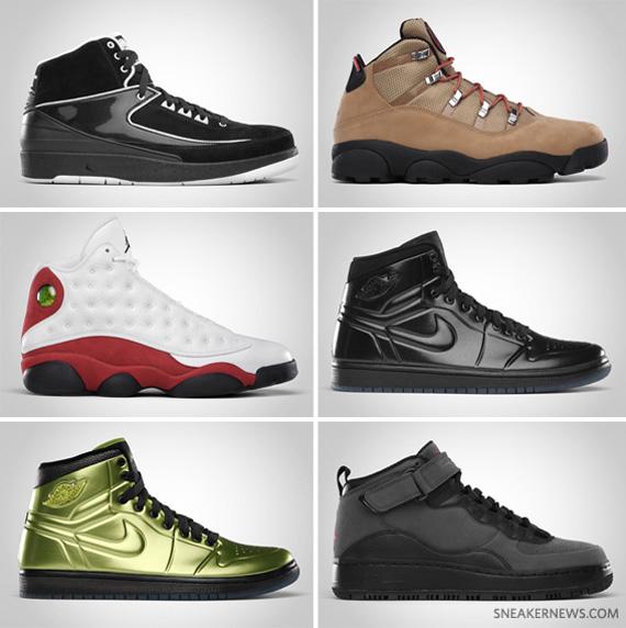 Jordan Brand Footwear Holiday 2010 Update - SneakerNews.com c05971ecf4
