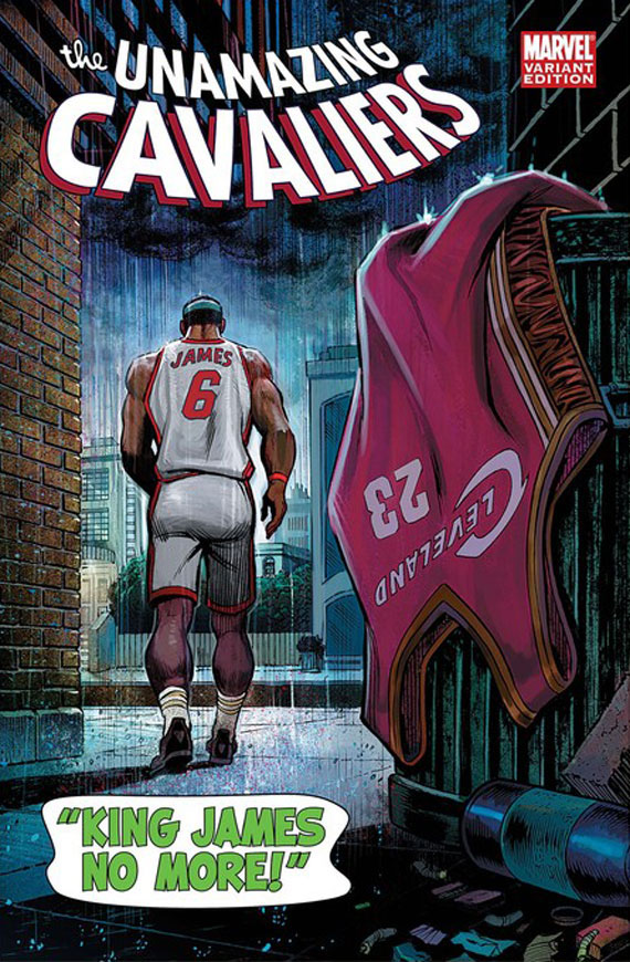 Book Cover Portadas Espn : Espn marvel comics nba team covers sneakernews