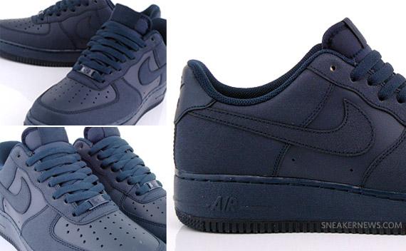 Nike Air Force 1 Tectuff Bleu Marine réduction Economique abordables à vendre visite pas cher kk48Y949t