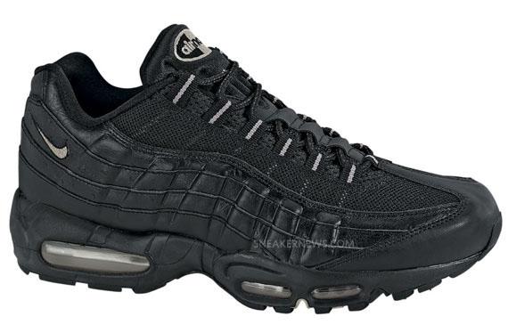 Nike Air Max 95 - Black - Light Taupe - SneakerNews.com 24cf21c4c0