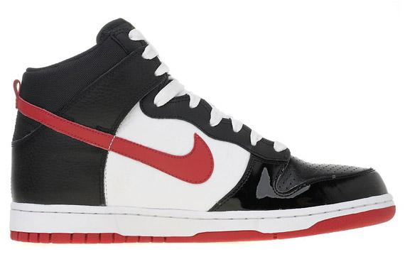 Nike Varsity Red White Black Dunk