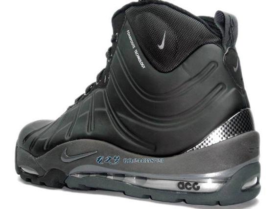 Nike ACG Bakin' Posite Boot - Black