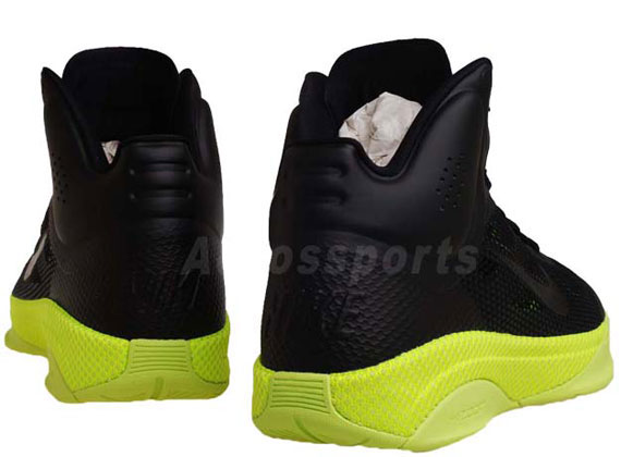 69baa0e225e6 low-cost Nike Zoom Hyperfuse Black Volt Available - ramseyequipment.com
