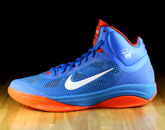 Nike Hyperfuse Russell Westbrook 'Why Not?' PE ...
