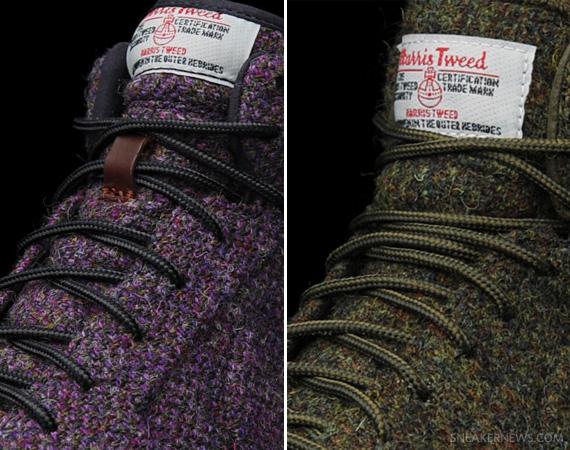 Nike Air Royal Mid Harris Tweed 'Vach Pack'