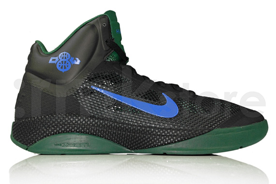 Nike Zoom Hyperfuse Deron Williams Jazz Away PE new - s132716079 ... 45d81f024