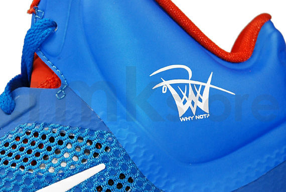 official photos 379da d0556 Nike Zoom Hyperfuse – Russell Westbrook  Why Not  PE