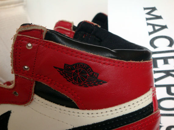 Sky Jordan 1 OG Mens Sample - Available