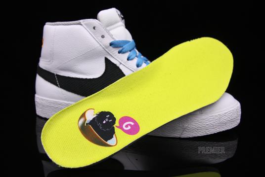 Ben G x Nike SB Blazer High | Available