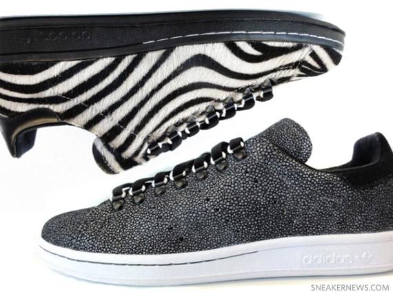 adidas originals stan smith 80s lux stingray