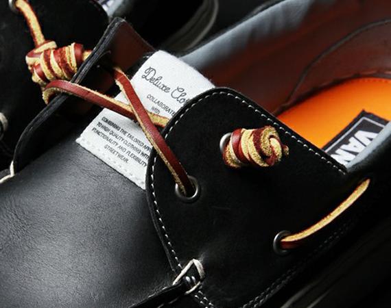 official photos bd9e9 cdc6c best Deluxe x Vans Zapato del Barco