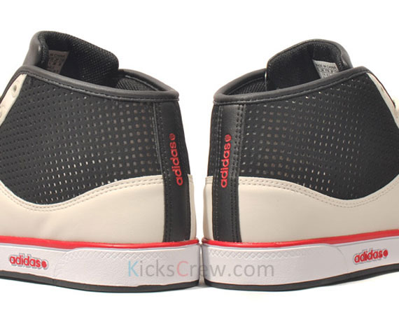adidas Sheridan Mid Struct – Black – Beige – Red - SneakerNews.com 394ead9a34