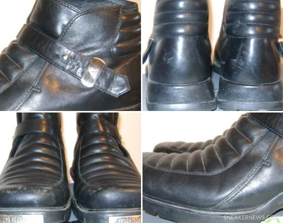 Air Jordan Two3 Da'Catti Dress Boots