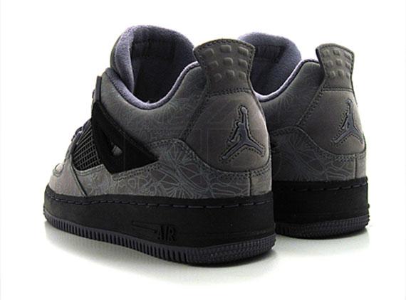Air Jordan IV 4 Cool Grey
