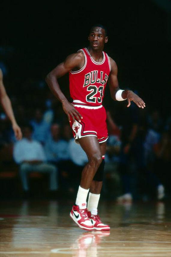 Knicks vs Bulls - 1998 (Jordan's ...