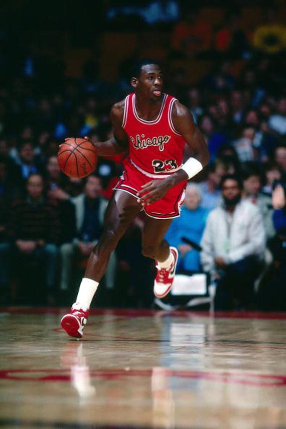 Michael Jordan Through The Years - Air