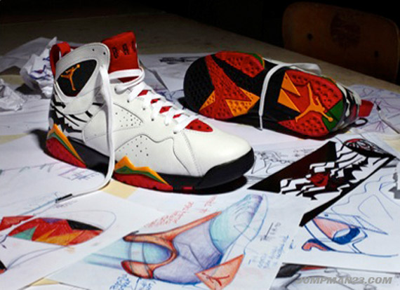 25f7db45d97e Air Jordan VII Retro Premio Bin 23 - Release Date Confirmed - SneakerNews. com