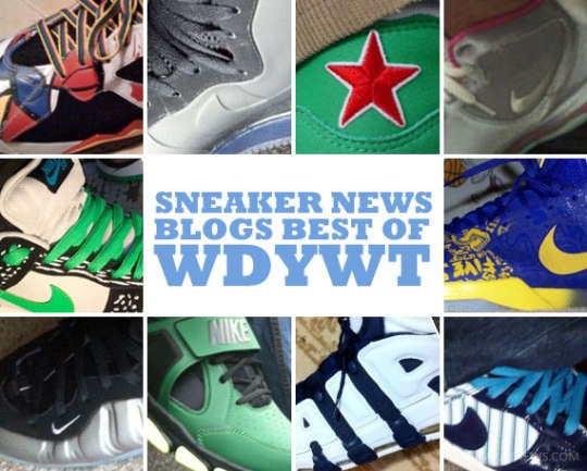 Sneaker News Blogs: Best of WDYWT – Week of 11/2 – 11/8