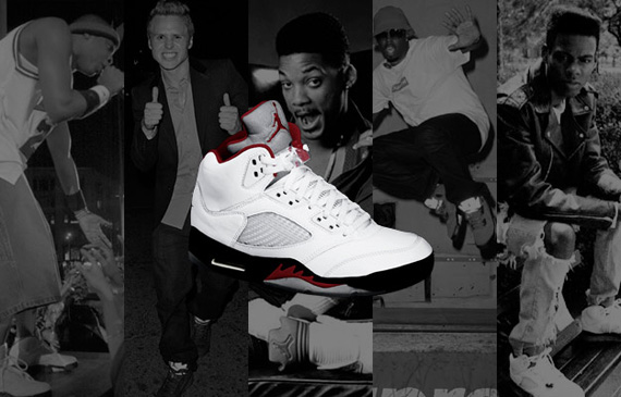 10 Celebs That Should Be Banned From Wearing Air Jordans