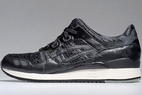 big sale 5b9e8 a68b3 mita sneakers x Asics Gel Lyte III 'Kirimomi Project ...