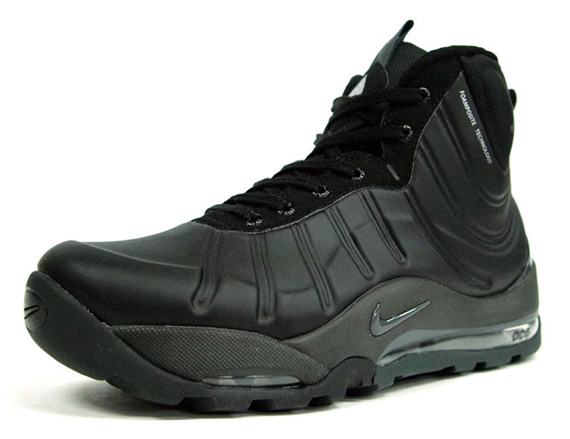 Nike Acg Air Max Bakin Posite Boot Black New Images