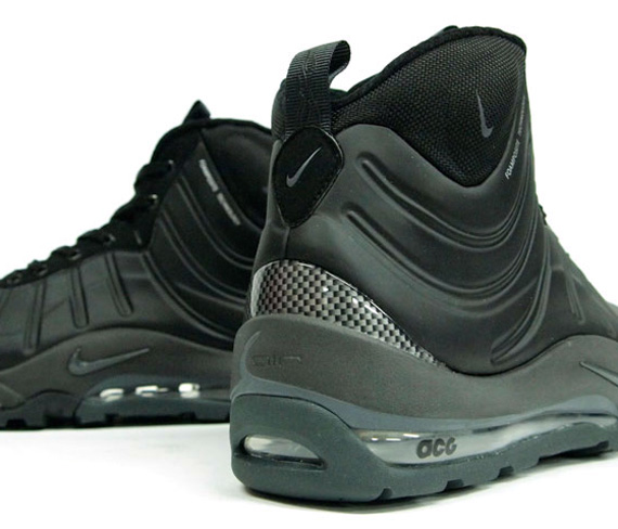 Nike ACG Air Max Bakin\u0027 Posite Boot \u2013 Black | New Images