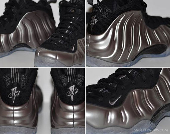 Mens Nike Air Foamposite One PRM Blue Mirror size ... eBay