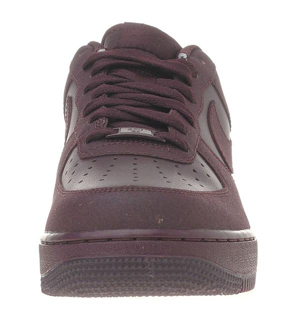 5eebf0ae36b94b Nike Air Force 1 Tec Tuff – Deep Burgundy - SneakerNews.com